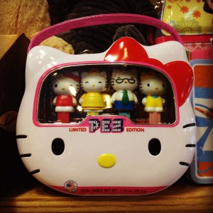 Hello Kitty Collectable Pez!